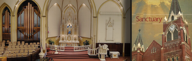 St. John's Lutheran Church of Orange - Sanctuary