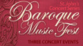 BAROQUE MUSIC FEST: Three Concerts