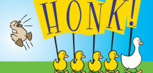 KMT Presents HONK! Nov. 14 & 15