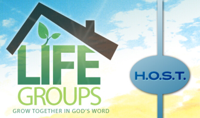 Life Group HOST