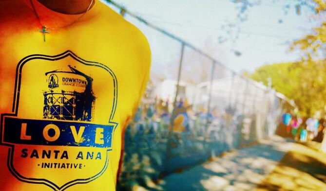 Love Santa Ana Initiative