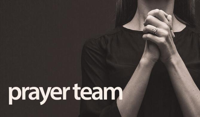 e-prayer team
