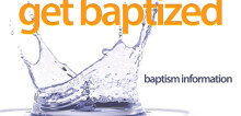 Baptism Infomation Meeting