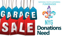 Youth Garage Sale - Donations