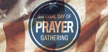 National Day of Prayer - Prayer Gathering