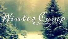 Jr.  High Winter Camp