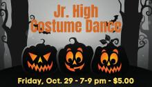 Jr. High Costume Dance