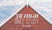 Jr. High Bible Study