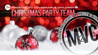 Foster Care Ministry CHRISTMAS PARTY TEAM