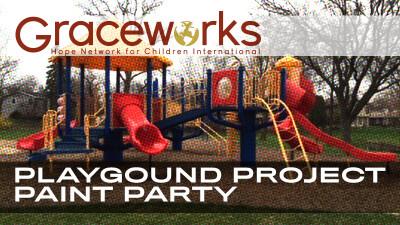 Paint Party - Graceworks Project