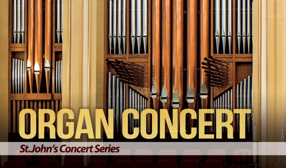 Organ Concert - Charlie Raasch