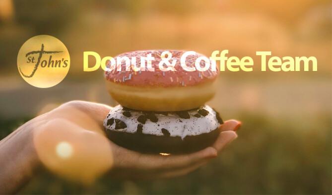Donut & Coffee Team