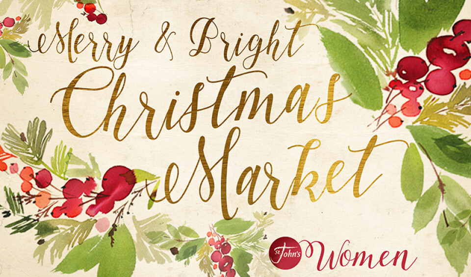 Merry and Bright Christmas Market