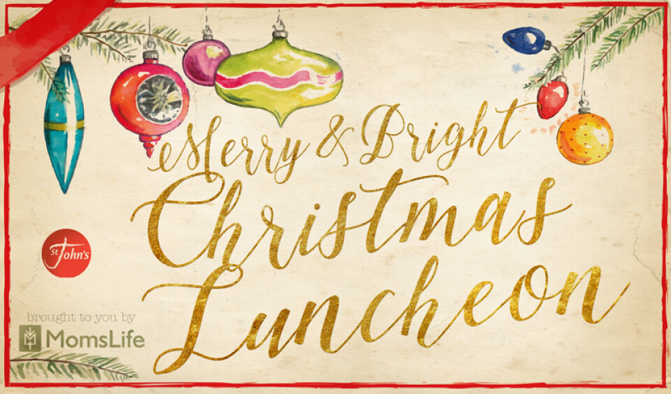 Merry & Bright Christmas Luncheon