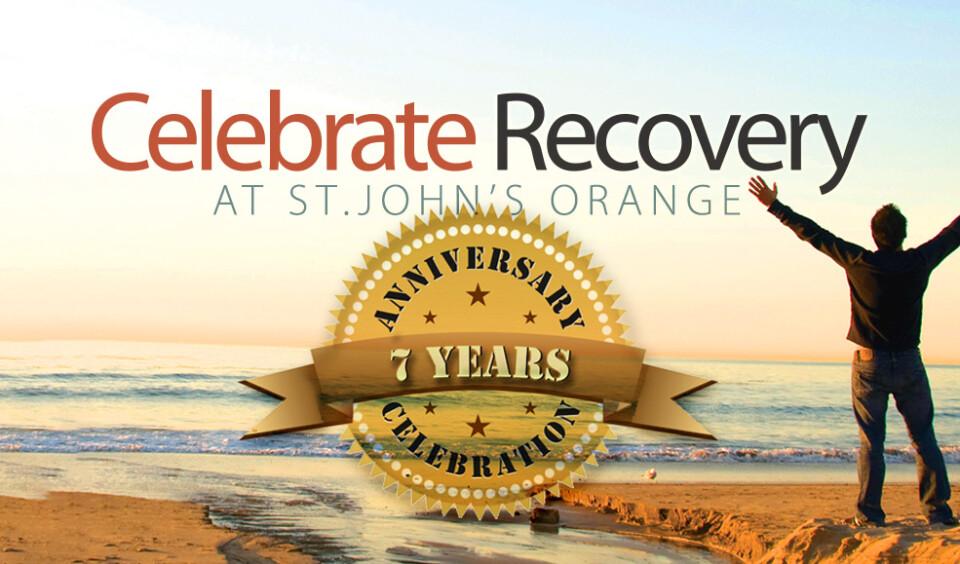 Celebrate Recovery Anniversary Celebration