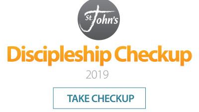 Discipleship Checkup 2019