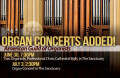 Organ Concerts ADDED!