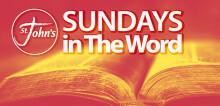 Confident Faith Sunday Morning Study