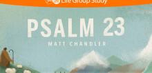 Psalm 23 Life Group Study