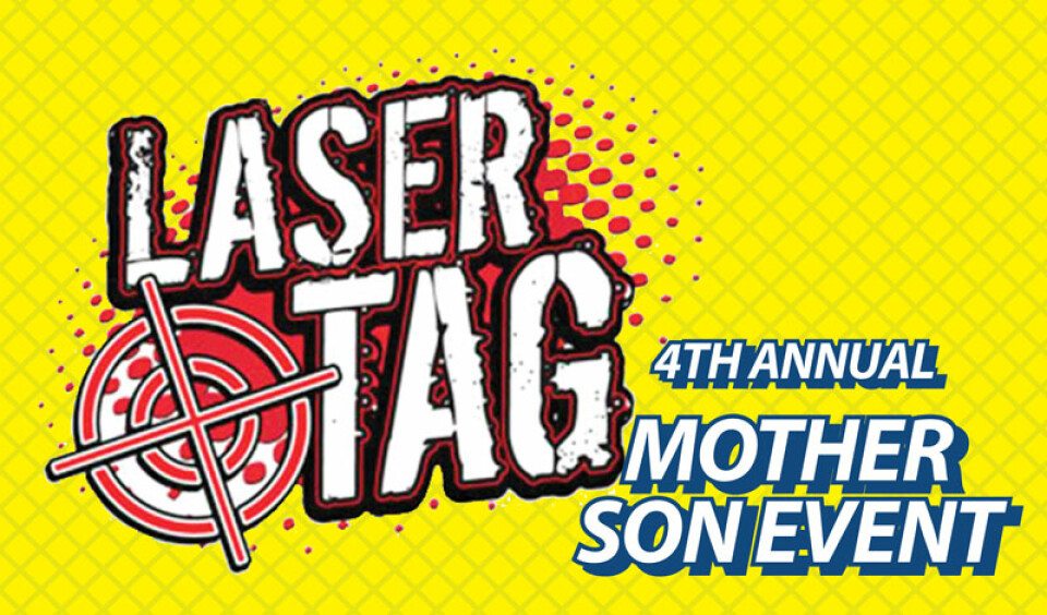 Mother-Son LASER TAG
