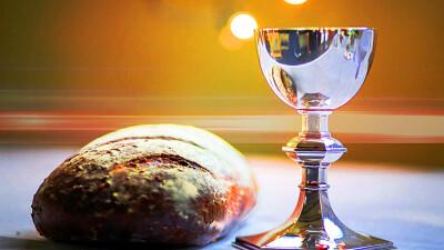 Holy Communion THIS Sunday