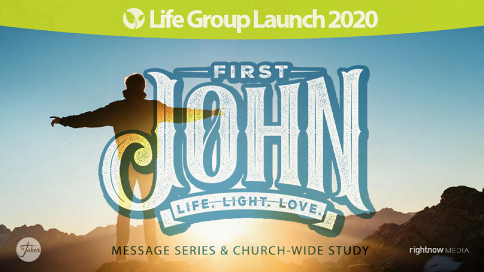 Life Group Launch 2020