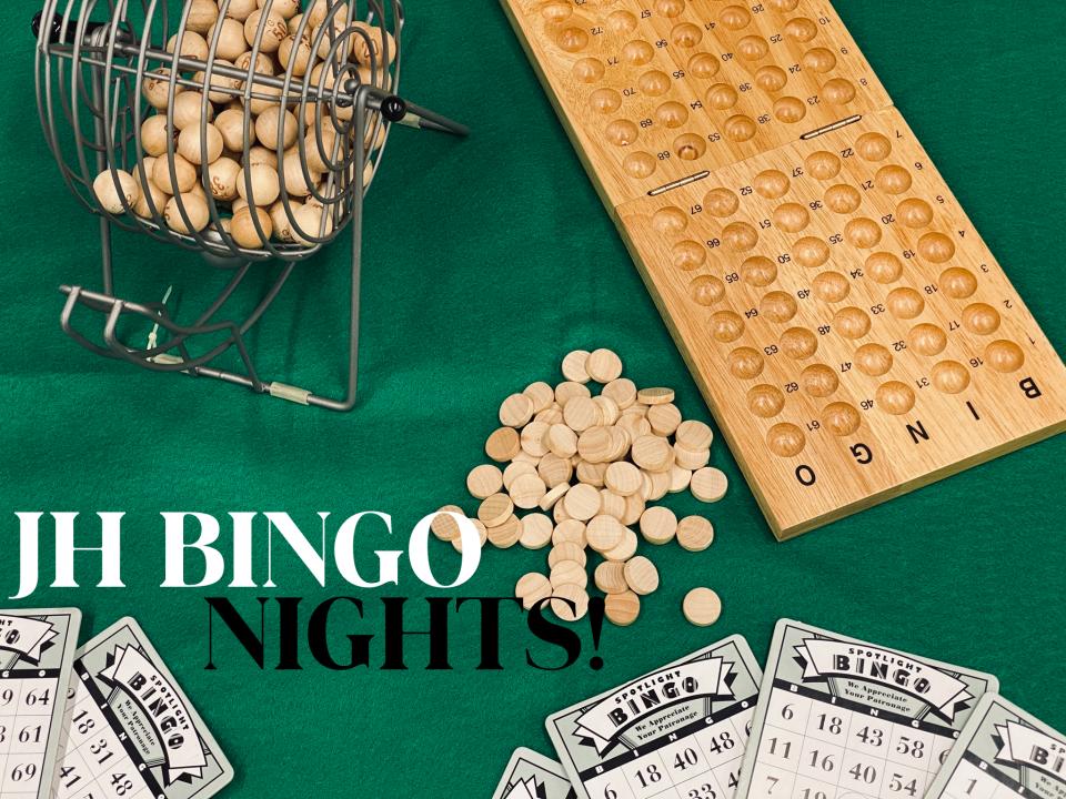 JH Bingo Night!