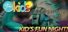Kids Fun Night - Kinder - 5th Grade