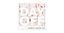 Serve with us! Caregiver
