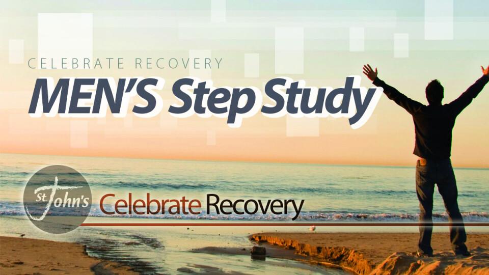 Celebrate Recovery Men
