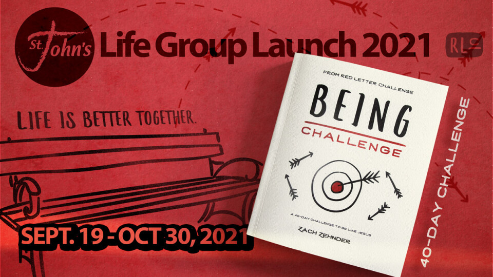 Life Group Launch 2021