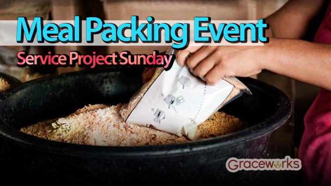 Service Project Sunday