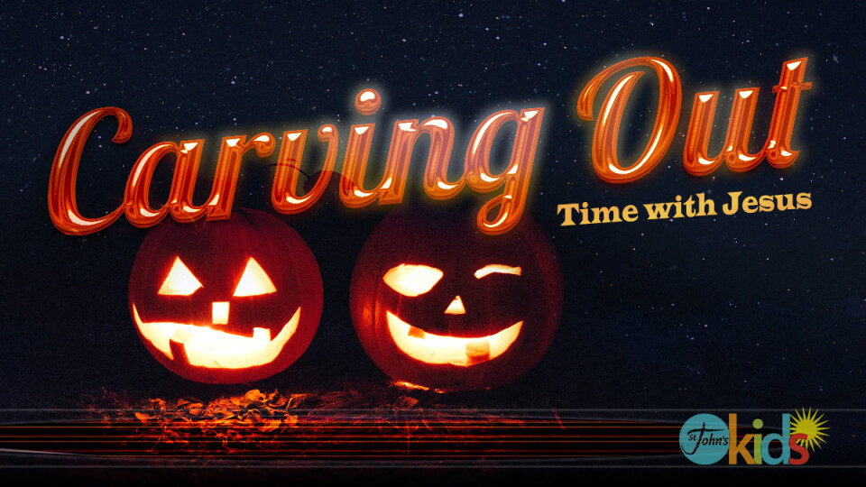 Carving Out Time with Jesus
