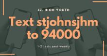 Jr. High Weekly Texts