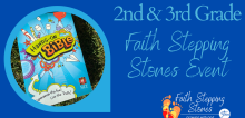 Faith Stepping Stones - 2nd & 3rd Grade Event